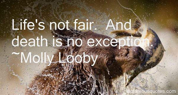 Molly Looby Quotes