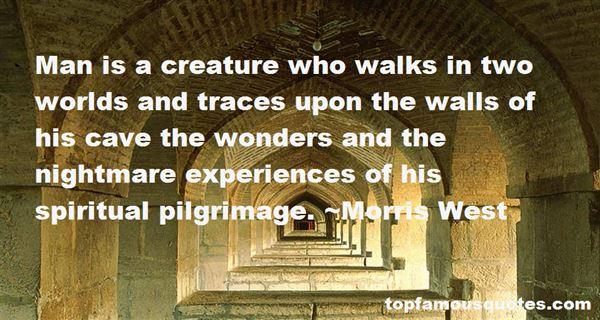 Morris West Quotes