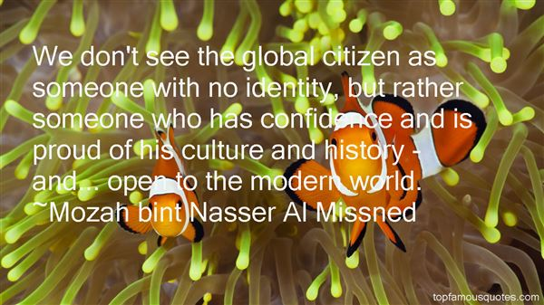 Mozah Bint Nasser Al Missned Quotes
