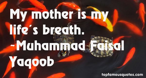 Muhammad Faisal Yaqoob Quotes