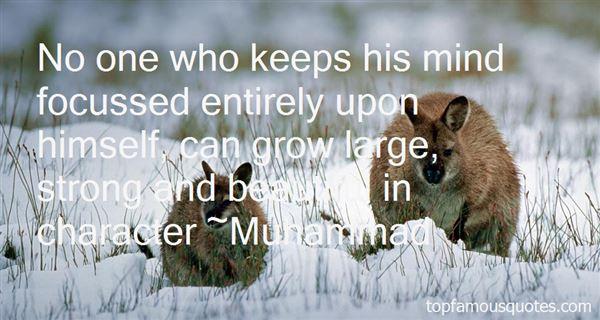 Muhammad Quotes