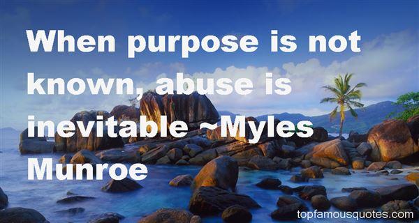 Myles Munroe Quotes
