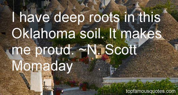 N. Scott Momaday Quotes