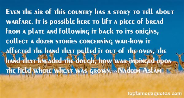 Nadeem Aslam Quotes