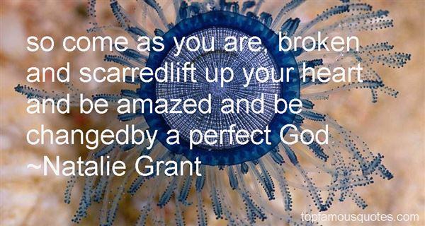 Natalie Grant Quotes