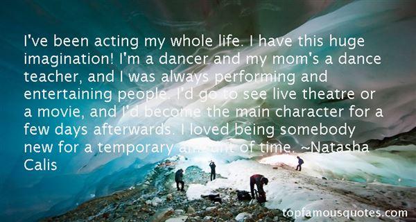 Natasha Calis Quotes