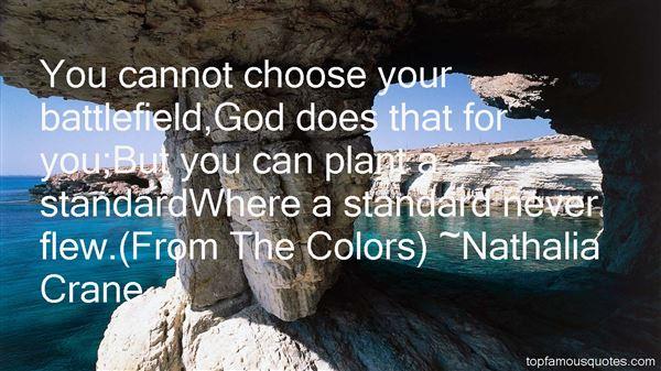 Nathalia Crane Quotes
