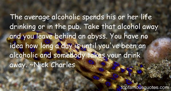 Nick Charles Quotes