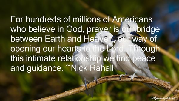 Nick Rahall Quotes