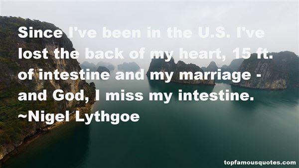 Nigel Lythgoe Quotes