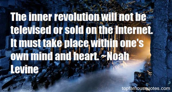 Noah Levine Quotes