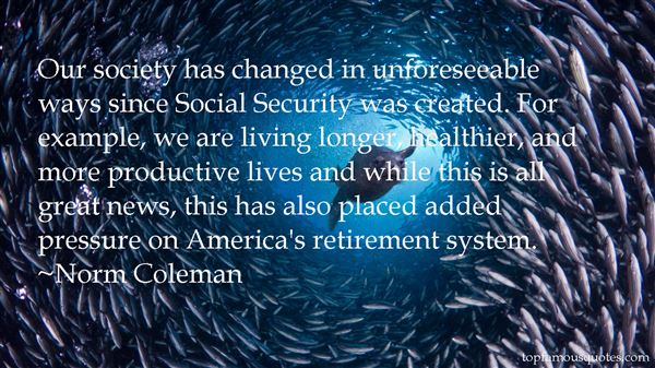 Norm Coleman Quotes