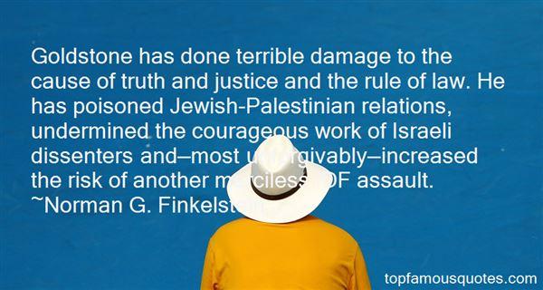 Norman G. Finkelstein Quotes