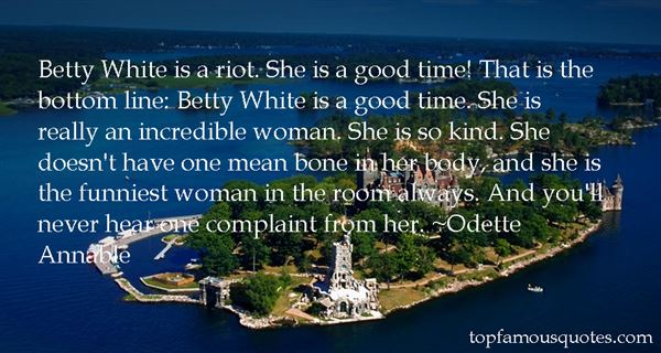Odette Annable Quotes