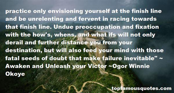 Ogor Winnie Okoye Quotes