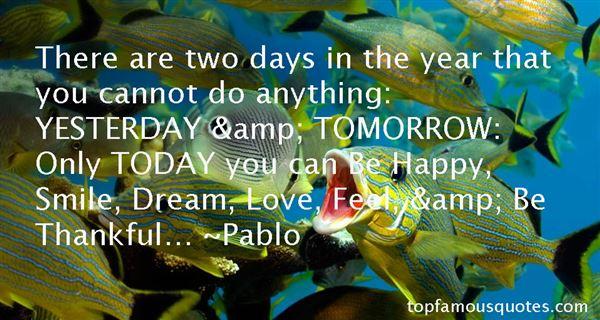 Pablo Quotes