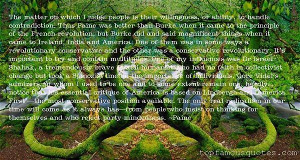 Paine Quotes