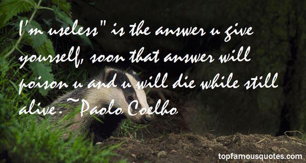 Paolo Coelho Quotes