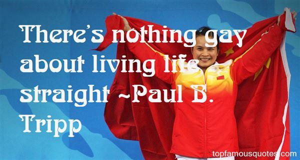 Paul B. Tripp Quotes