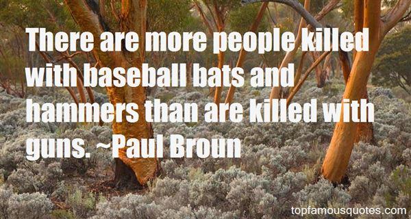 Paul Broun Quotes