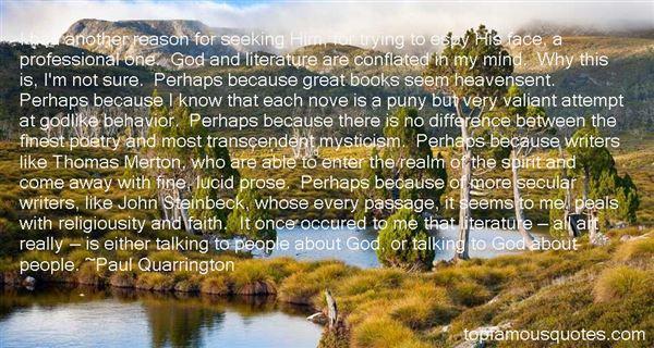 Paul Quarrington Quotes