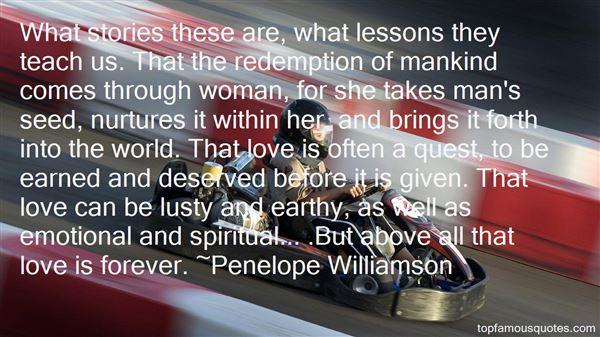 Penelope Williamson Quotes
