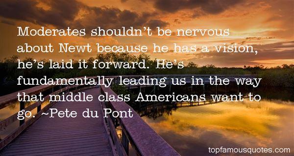 Pete Du Pont Quotes