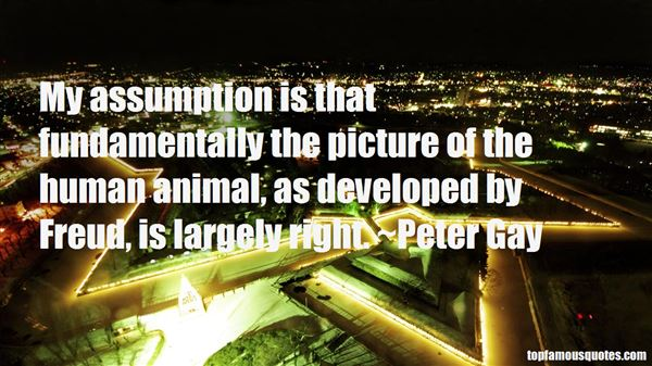 Peter Gay Quotes