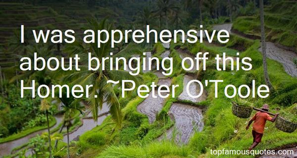 Peter O'Toole Quotes
