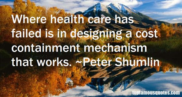 Peter Shumlin Quotes