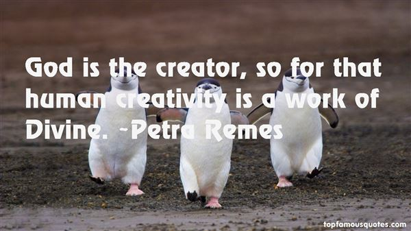 Petra Remes Quotes