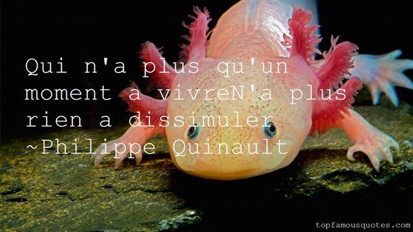 Philippe Quinault Quotes
