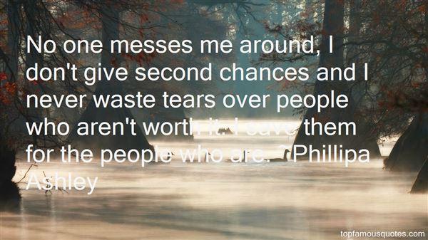 Phillipa Ashley Quotes