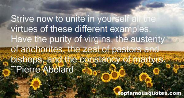 Pierre Abélard Quotes