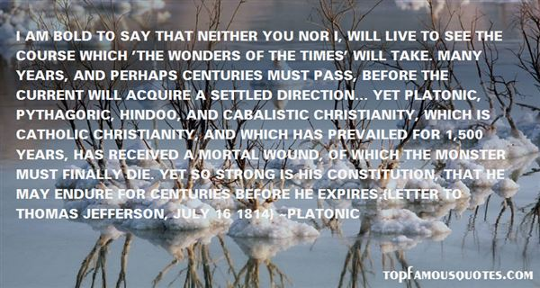 Platonic Quotes