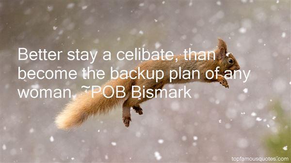 POB Bismark Quotes