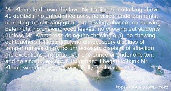Polly Shulman Quotes