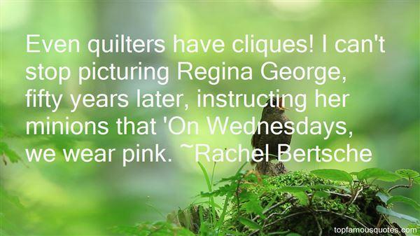 Rachel Bertsche Quotes