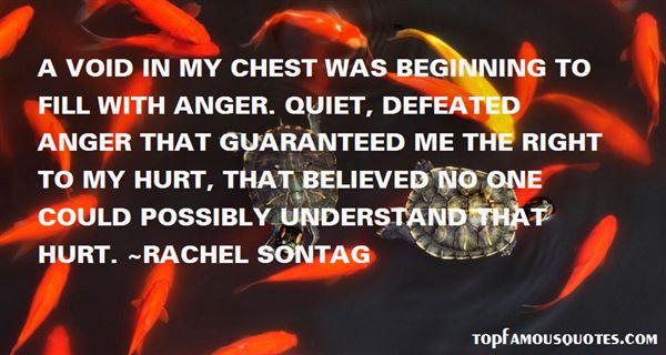 Rachel Sontag Quotes