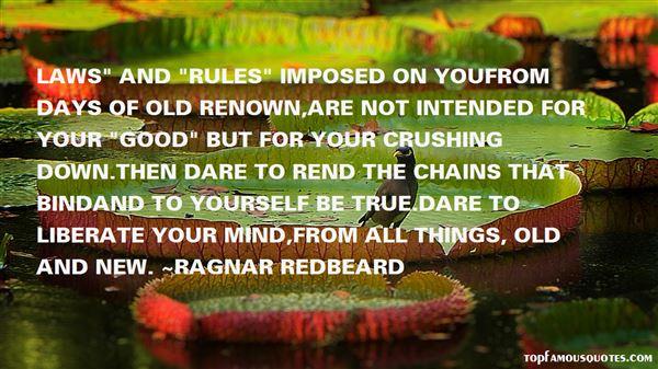 Ragnar Redbeard Quotes