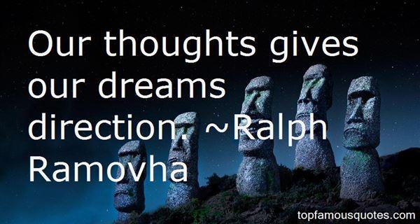 Ralph Ramovha Quotes