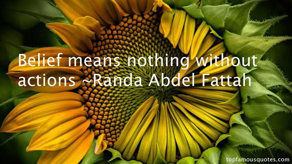 Randa Abdel Fattah Quotes