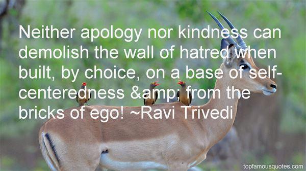 Ravi Trivedi Quotes