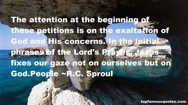 R.C. Sproul Quotes