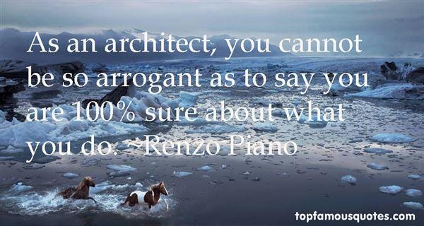 Renzo Piano Quotes