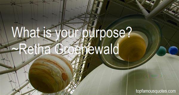 Retha Groenewald Quotes