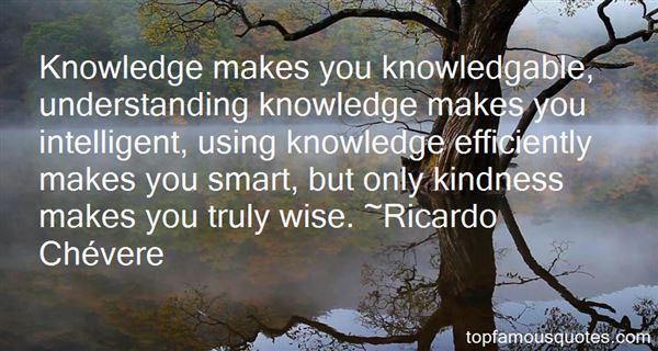 Ricardo Chévere Quotes