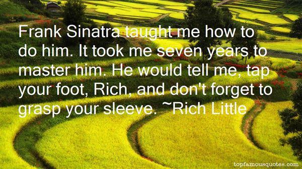 Rich Little Quotes