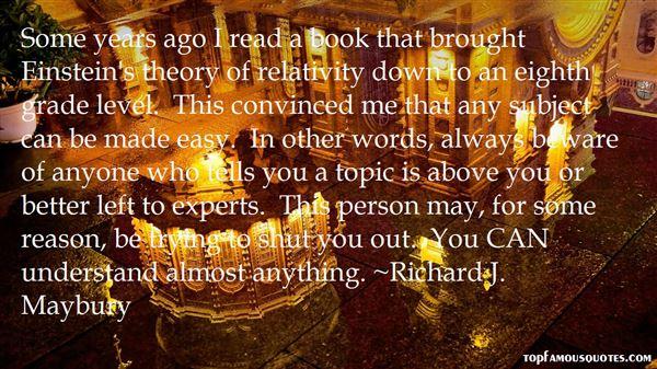 Richard J. Maybury Quotes