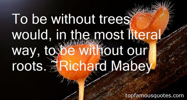Richard Mabey Quotes